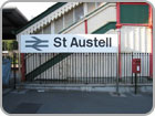 St Austell  car hire rents cars straight from the airport